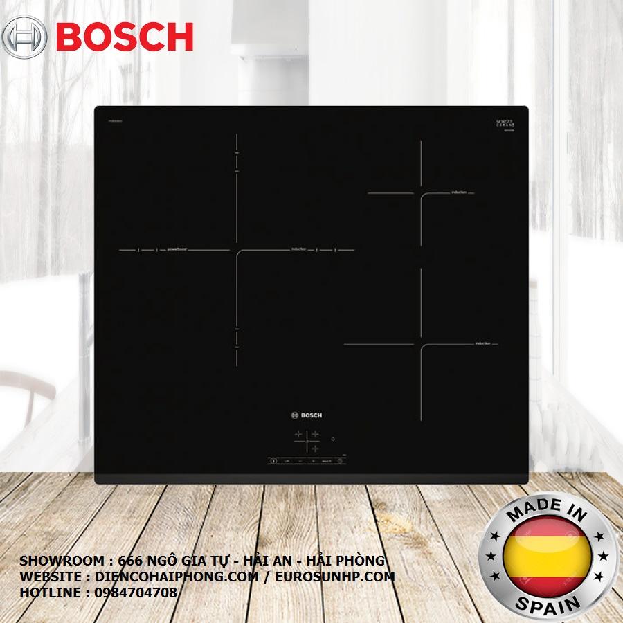 Bếp từ Bosch PUC631BB2E  ⭐️⭐️⭐️⭐️⭐️