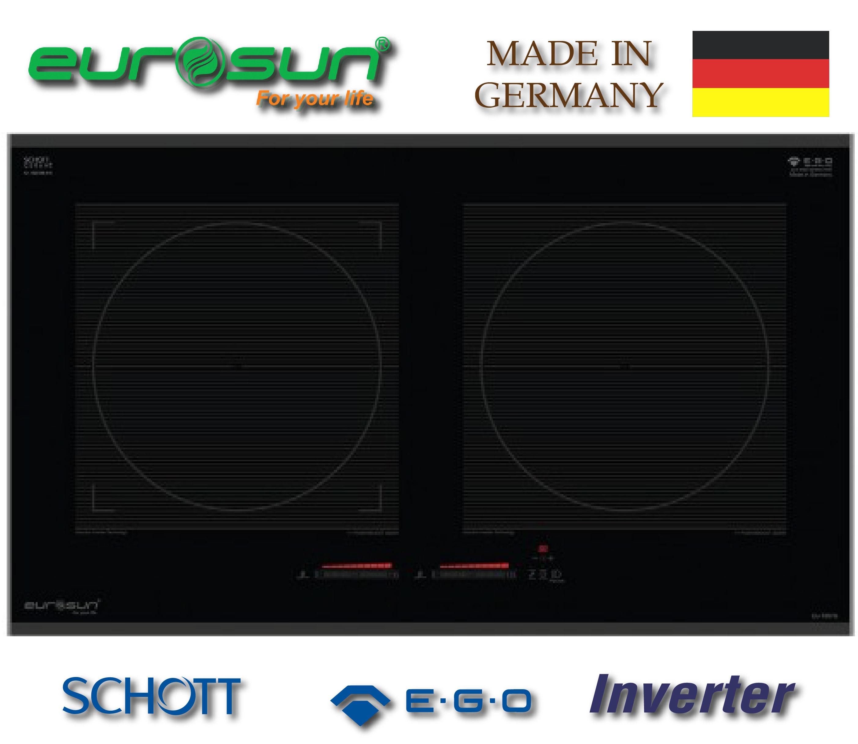 Bếp từ EUROSUN EU-T897G Germany ( quà tặng giá trị )