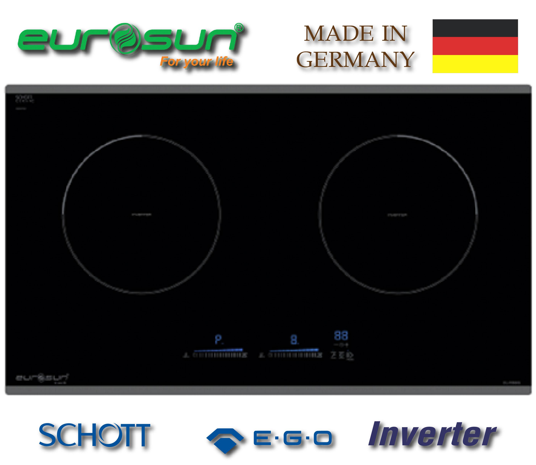 Bếp từ Eurosun EU-T888G Germany ( Quà tặng 3 triệu )