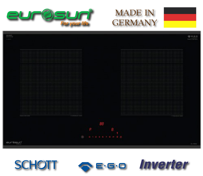 Bếp từ Eurosun EU-T896G Đức ( quà tặng tri ân 4,5tr )