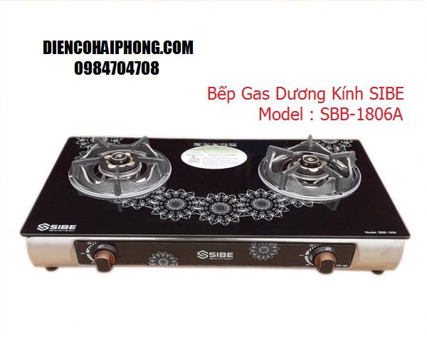Bếp Gas Dương Kính SIBE SBB-1806A