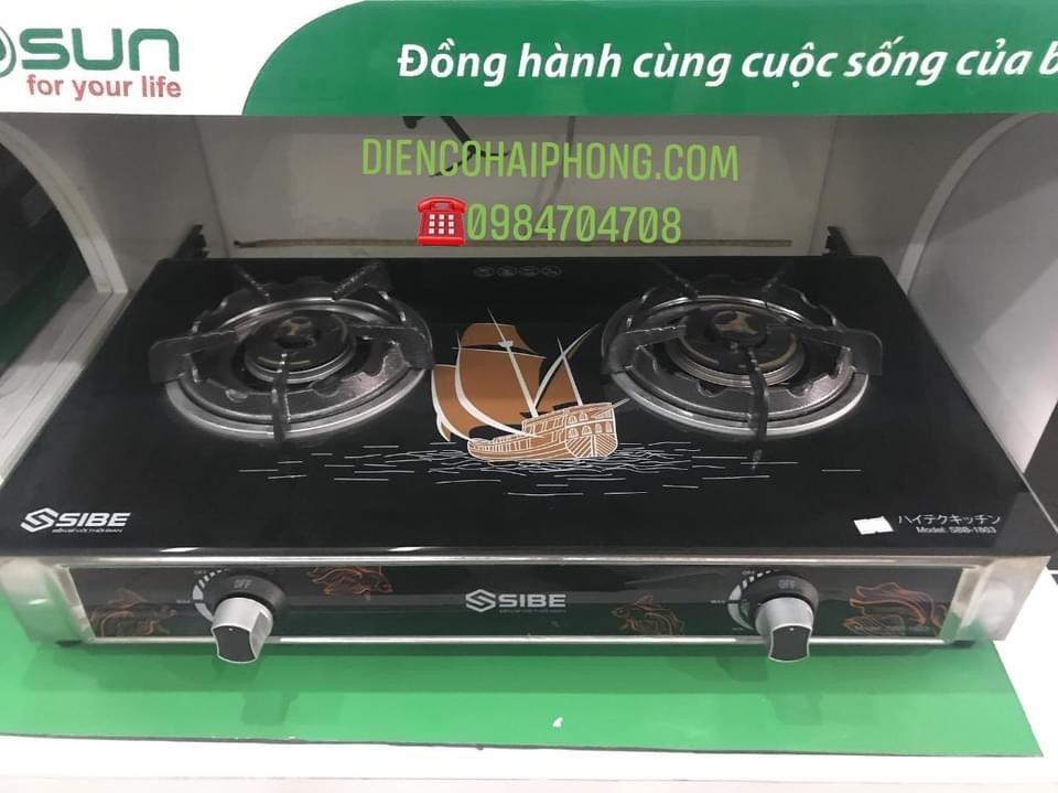 Bếp Gas Dương Kính SIBE SBB-1803