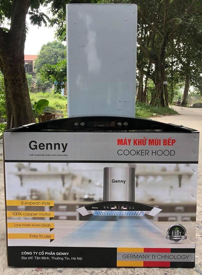Máy Hút Mùi Genny GN72K ( khuyến mại )