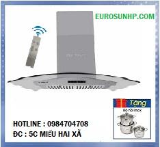 MÁY HÚT MÙI EUROSUN EH-70K26S ( Tặng Bộ nồi )