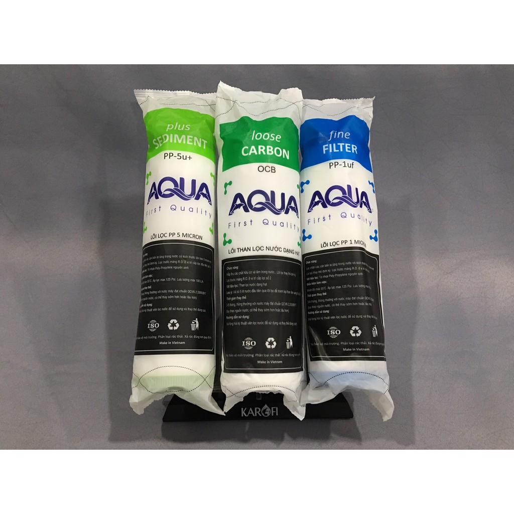 Lõi lọc nước 123 Aqua  liên doanh