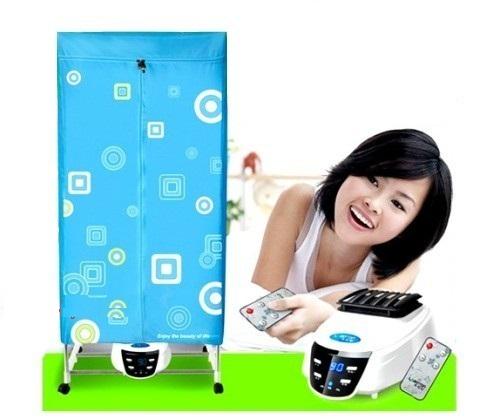 Tủ sấy quần áo Samsung 2 tầng có điều khiển (Khuyến mại)