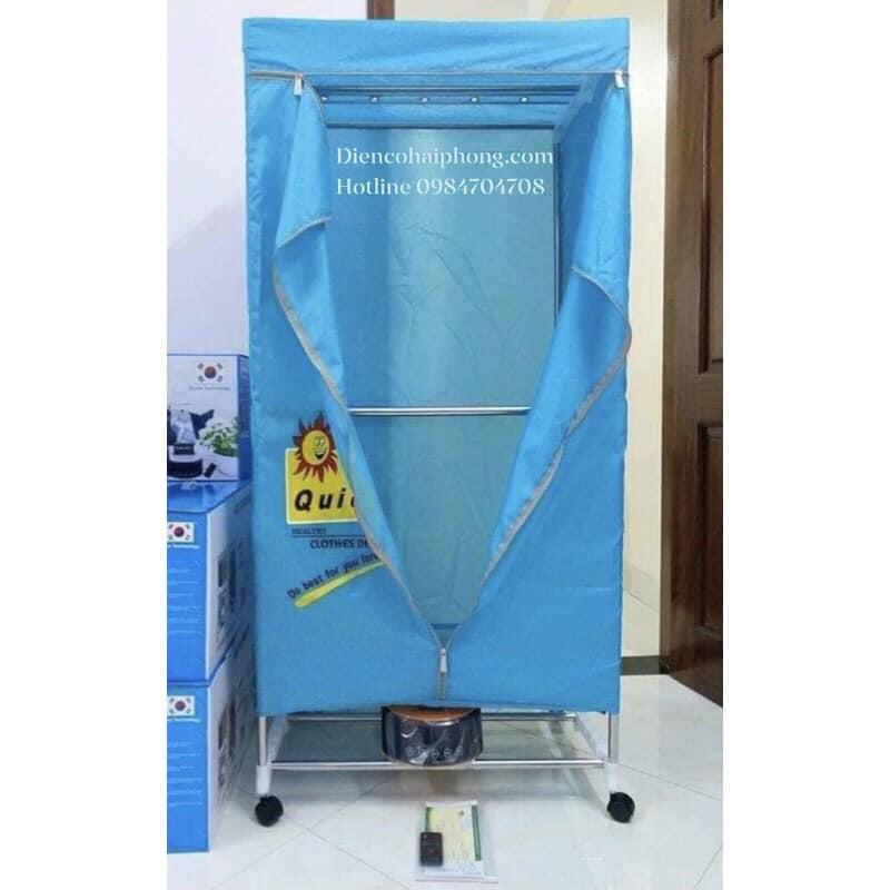 Máy sấy quần áo Samsung 8585DK 2 tầng khung inox ( Model new )