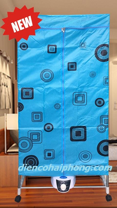 Máy sấy quần áo 2 tầng Samsung ( Núm cơ vặn )