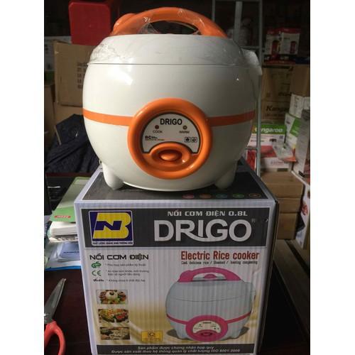 Nồi cơm điện Drigo 0.8 Lít