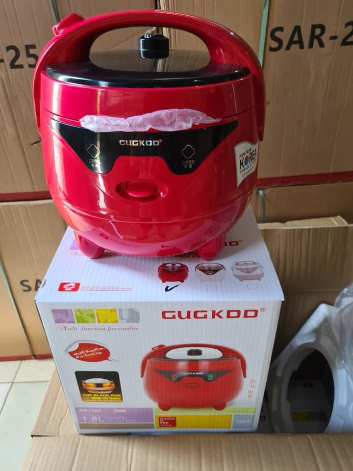 Nồi cơm điện Cuckoo 1.8 lít GK 182