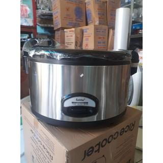 NỒI CƠM CÔNG NGHIỆP EASTSTAR 24 LÍT NẮP LIỀN ( 8kg gạo )