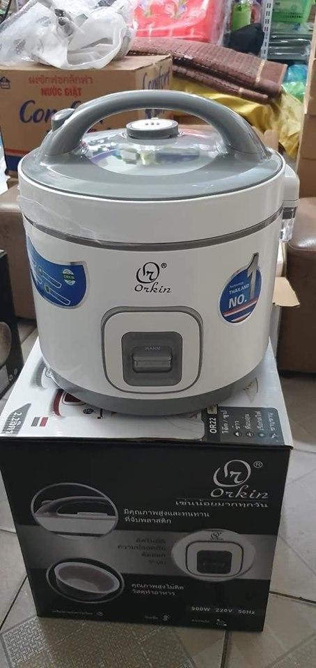 Nồi cơm điện Thái Lan ORKIN 2.2l