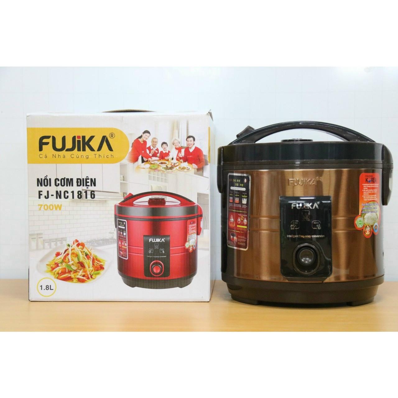 Nồi cơm điện Fujika 1.8L ( có chức năng tách đường )