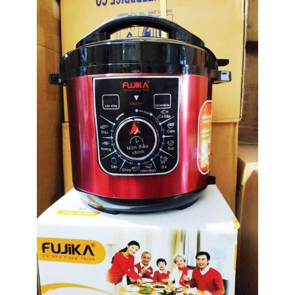 Nồi áp suất điện 6L Fujika FJ-AS167