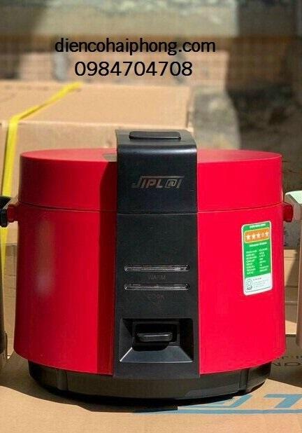 NỒI CƠM ĐIỆN JIPLAI JL-NC18 ( Đỏ đen )