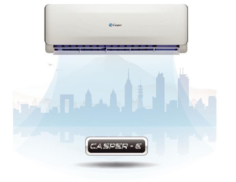 Điều hòa 1 chiều 24000BTU Casper EC-24TL22
