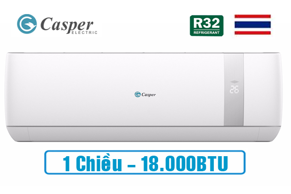 Điều hòa Casper 1 chiều 18000BTU SC-18TL32