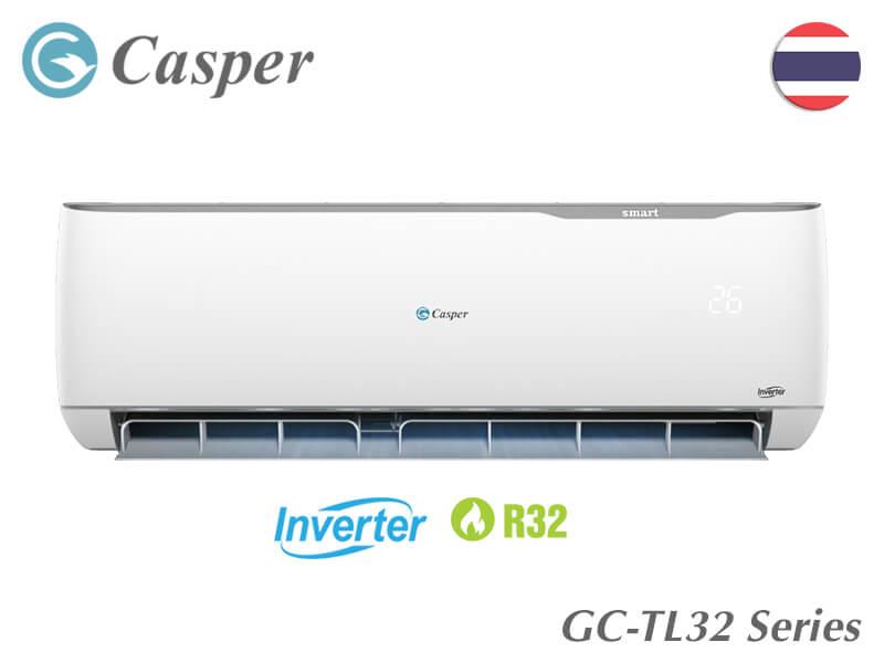 Điều hòa Casper 1 chiều 18.000BTU Inverter GC-18TL32