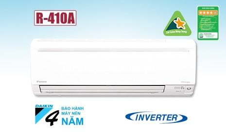 Điều hòa Daikin 1 chiều Inverter 9.000Btu FTKS25GVMV ( Thái Lan )