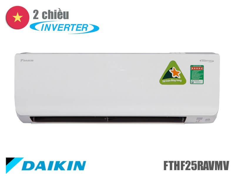 Điều hòa Daikin 1 chiều Inverter 12.000Btu FTKS35GVMV ( Thái Lan )