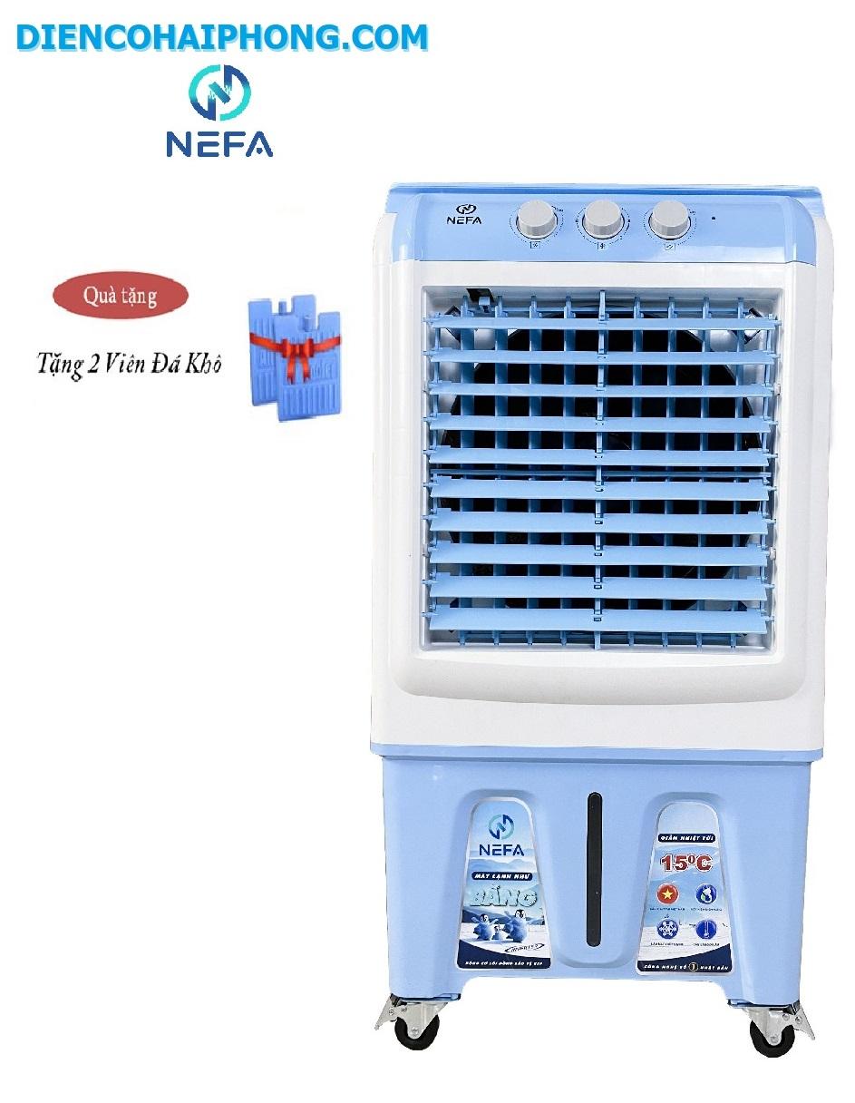 Quạt điều hòa NEFA model NF45 - 45L 150w ( Tặng 2 đá khô )