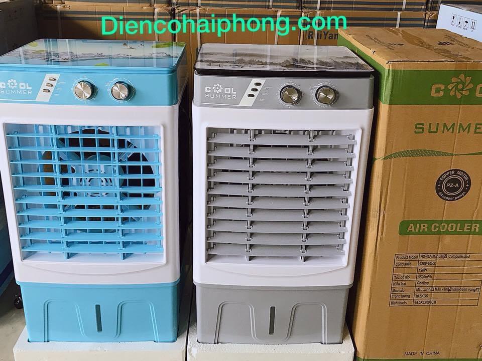 Quạt điều hòa không khí Cool summer HS- 45a ( Diện tích làm mát: 15-30m2 )