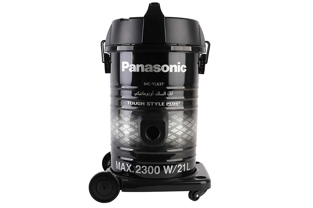 Máy hút bụi thùng Panasonic MC-YL637SN49 ( 2300w,21L)