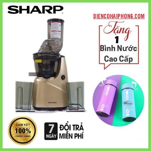 Ép Chậm Sharp Thái Lan KS-689(New 2021) (Tặng bình nước cao cấp)